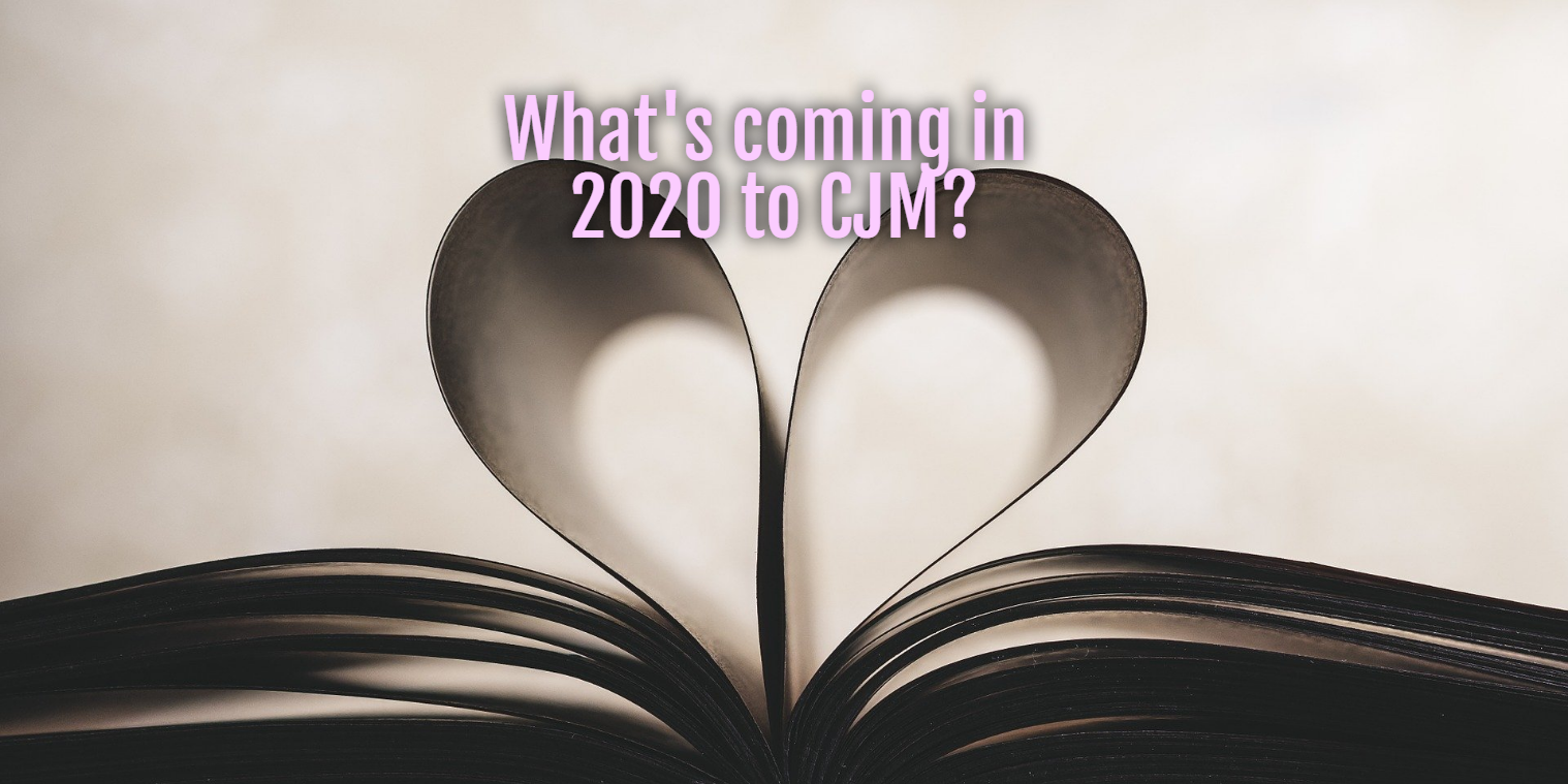 What's New for CJM in 2020